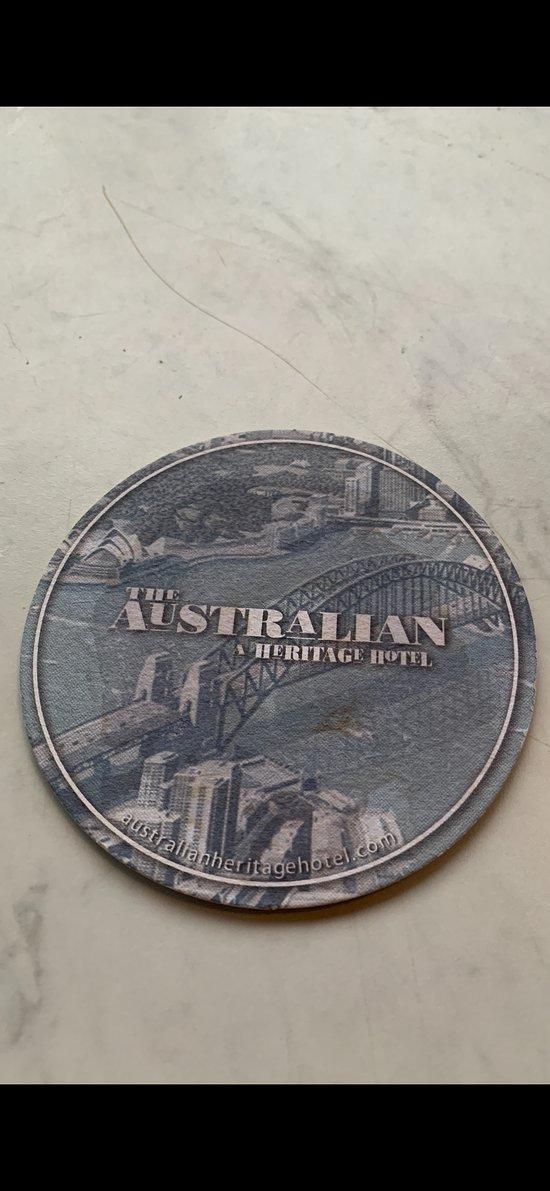 An Australian Hotel gem in the heat of The Rocks..