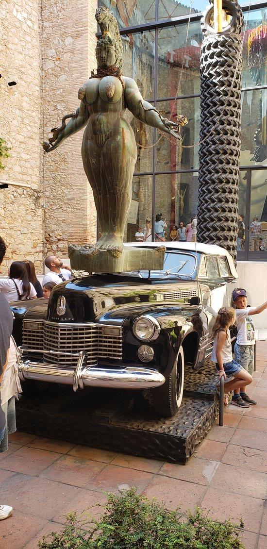 17.08.2019 - FIGUERES - ESPANHA  MUSEU CASA DE SALVADOR DALI  Fotos:  Aldamir Salvatico