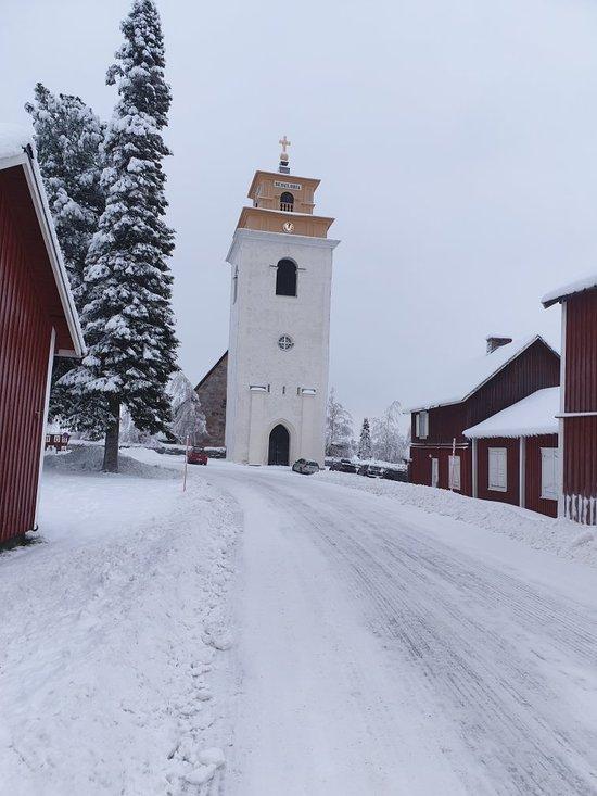Fornlmningen Lule Gammelstad