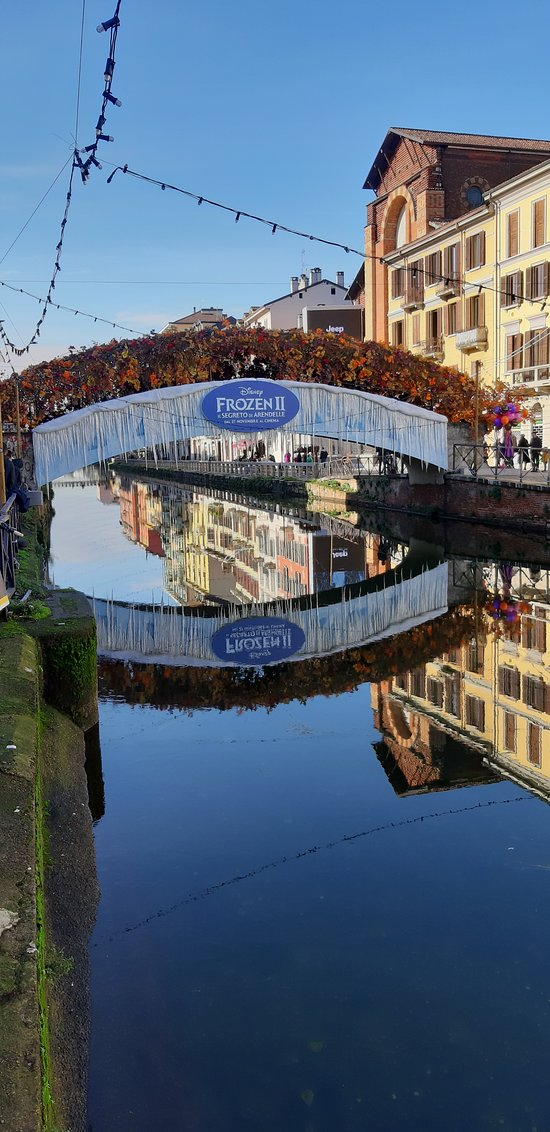 Bridge Over the Grand Canal