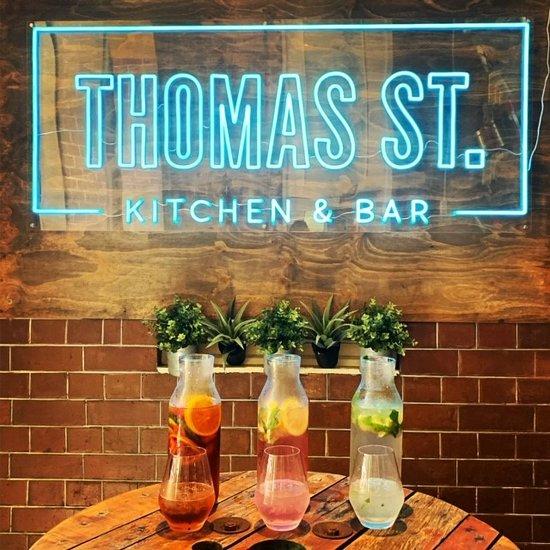 Thomas St Kitchen Bar Sydney Restaurant Reviews Photos Phone Number Tripadvisor