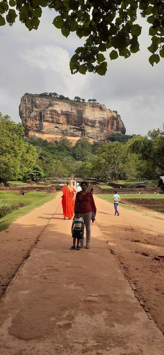 "Sigiriya ""The Lions Rock"""