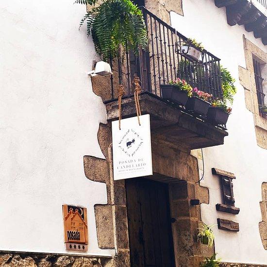 imagen Restaurante Posada de Candelario en Candelario