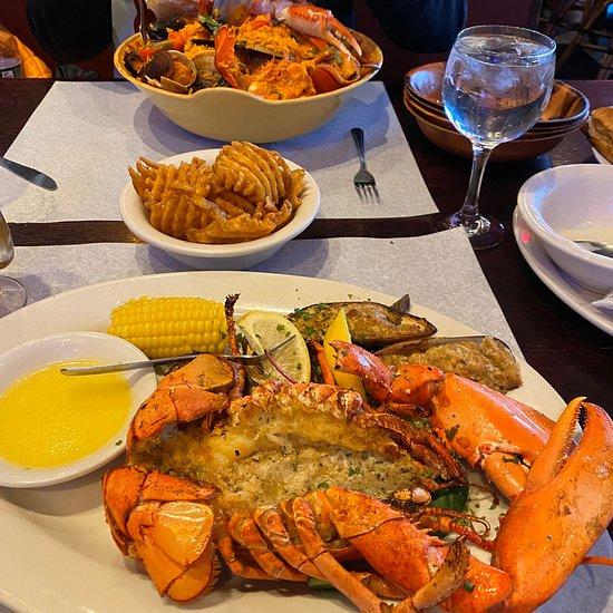 City Island Lobster House Bronx Menu