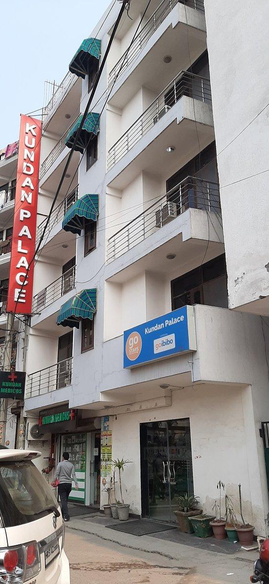 A luxurious budget hotel.