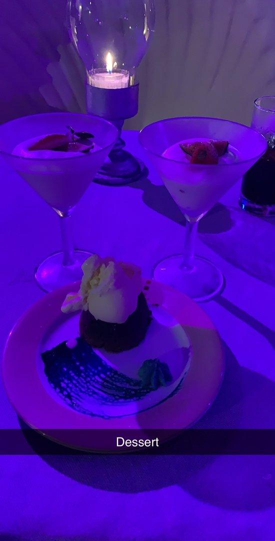 Dessert - Oceana