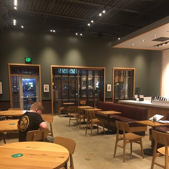 Starbucks Port Isabel Restaurant