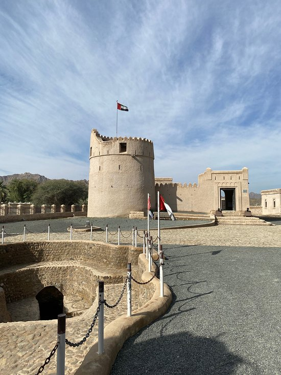 Best Forts to Visit in the UAE
