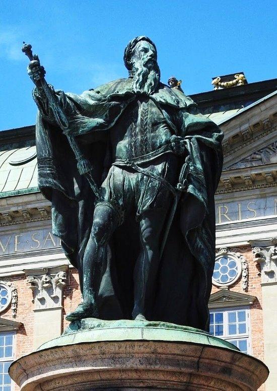 Statue of Gustav Vasa (Stockholm, Sverige - TripAdvisor