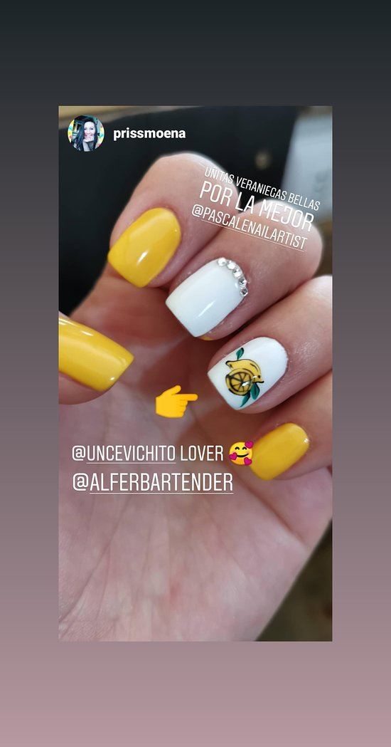 Our #1 Fan nails