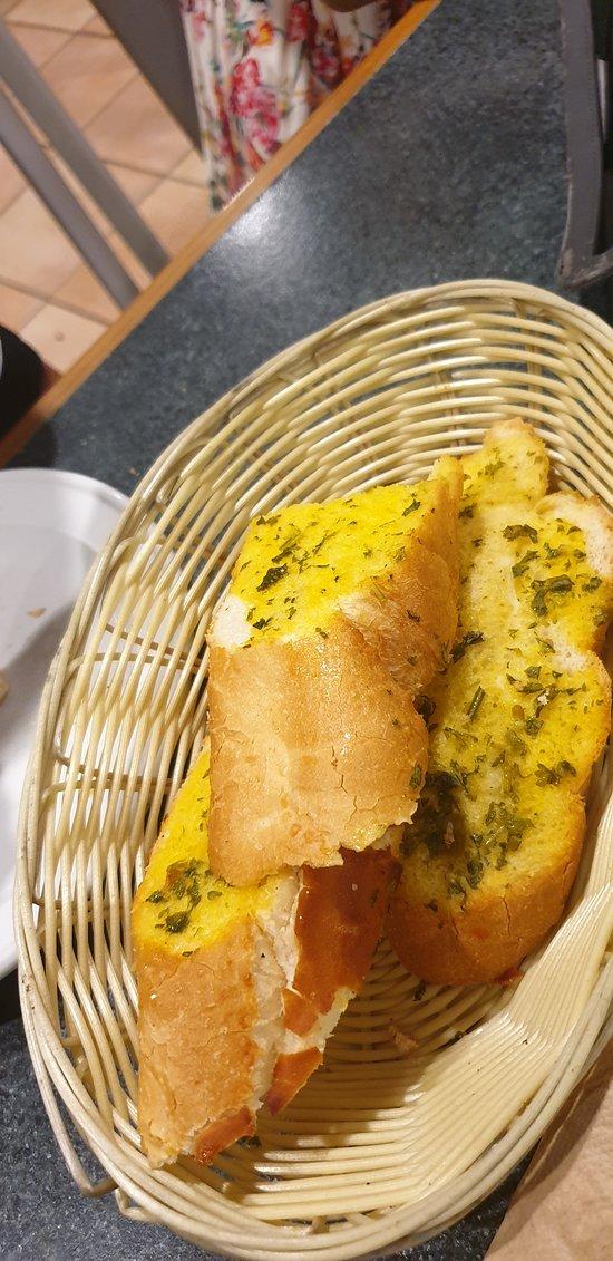 Gralic Bread