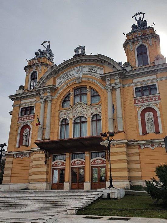 Woman Cluj-Napoca