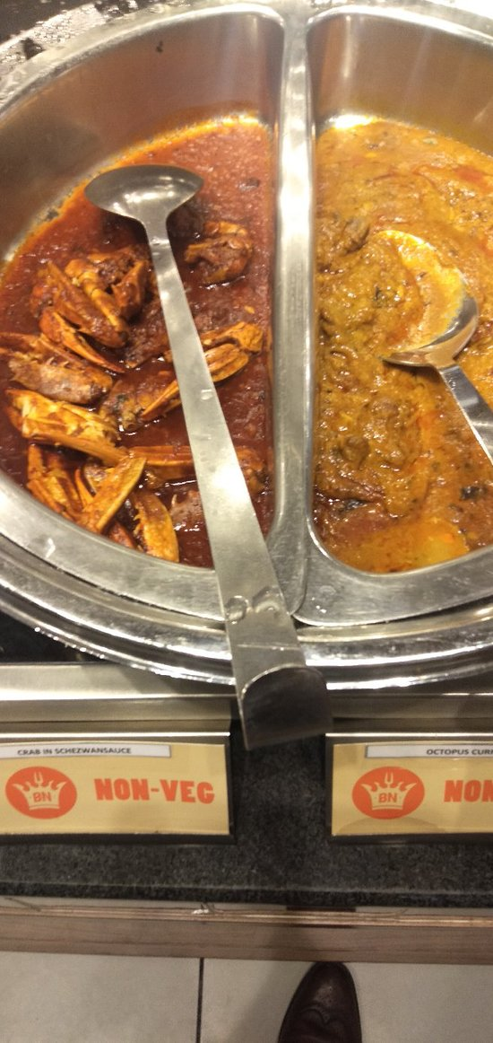 Best and authentic India BBQ buffet Restaurant