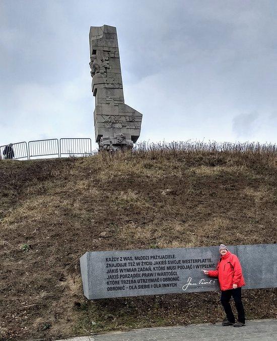 Westerplatte Gdansk Puola Arvostelut Tripadvisor