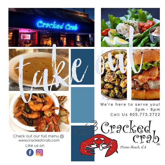 Cracked Crab Pismo Beach Menu Prices Restaurant Reviews Tripadvisor