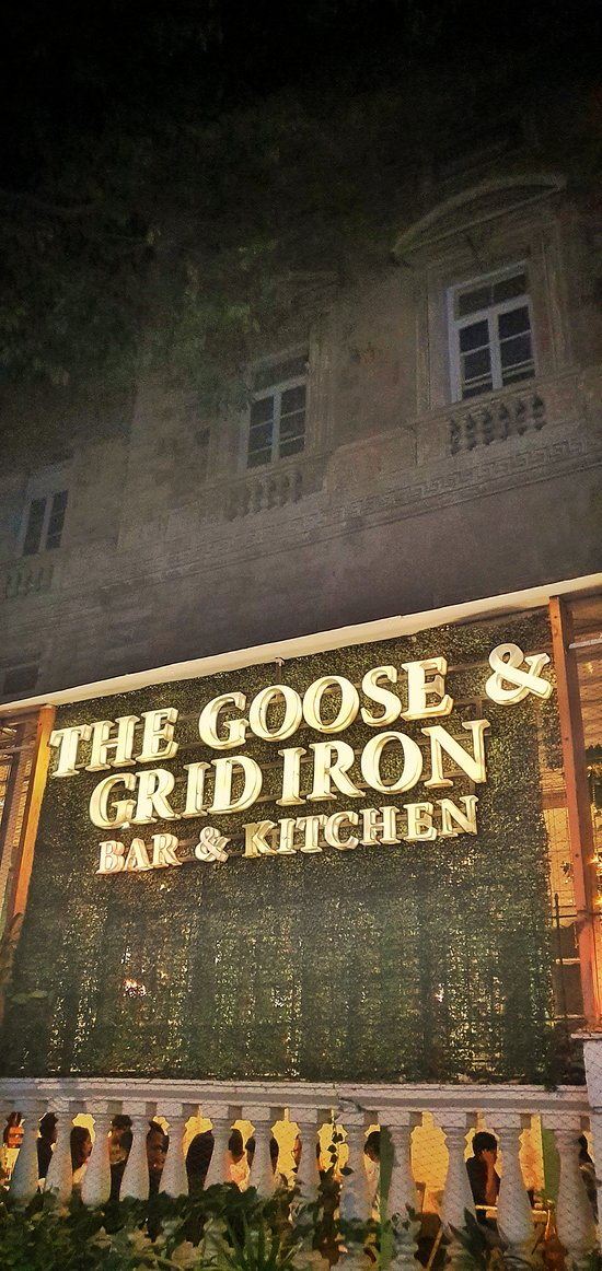 The Goose & Gridiron