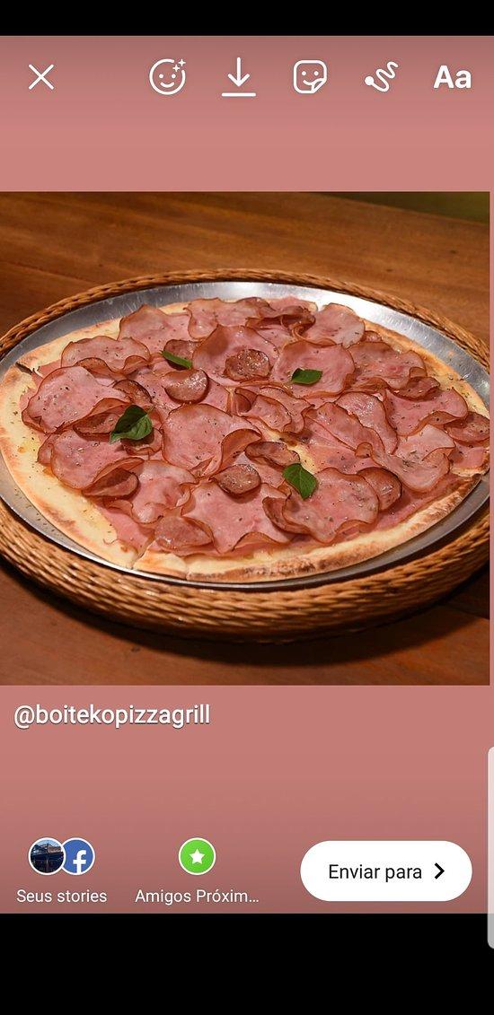 Pizza no Boiteko!!!