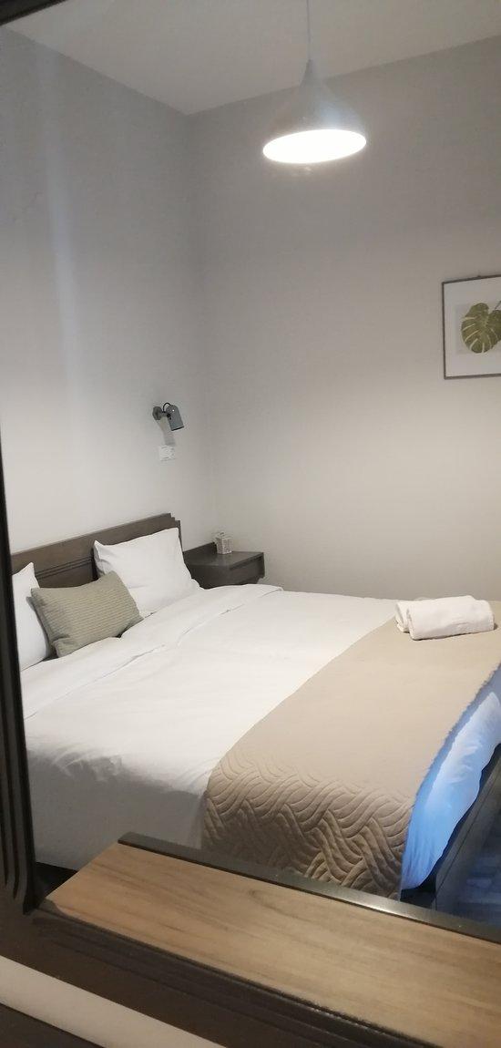 Bedroom superior apartment 35