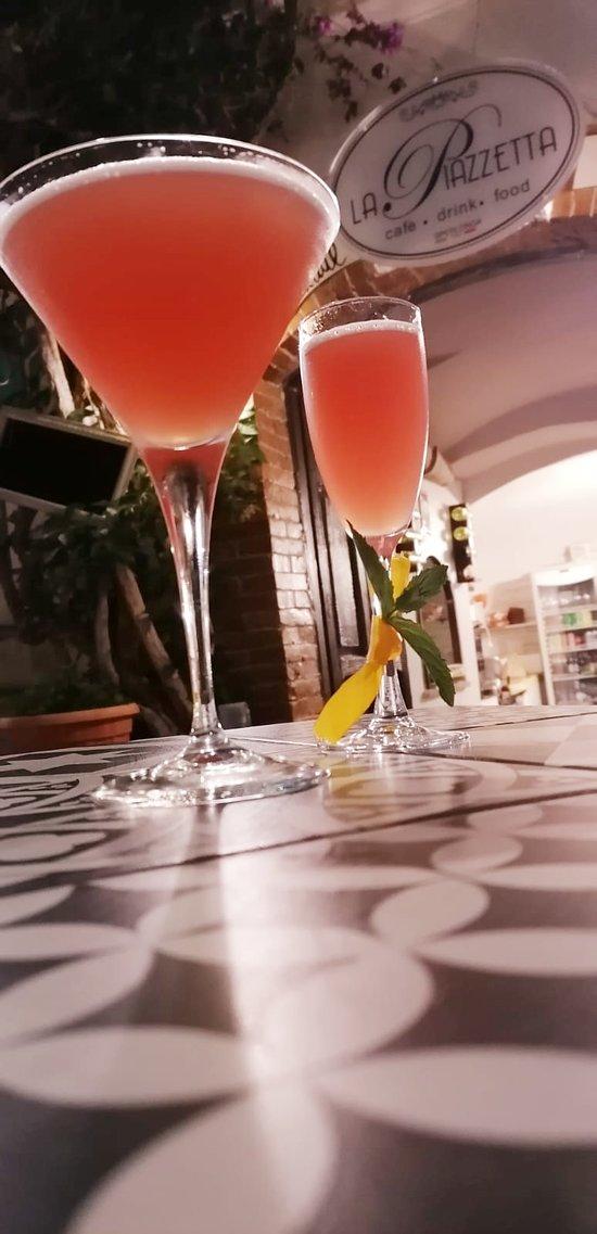 """Cocktail """"Alibi"""""""