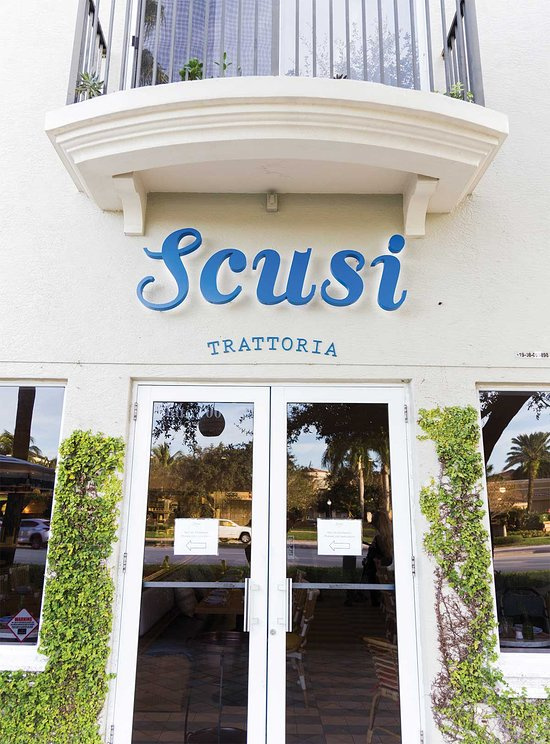 scusi trattoria - Grande Italian Restaurant Palm Beach Gardens