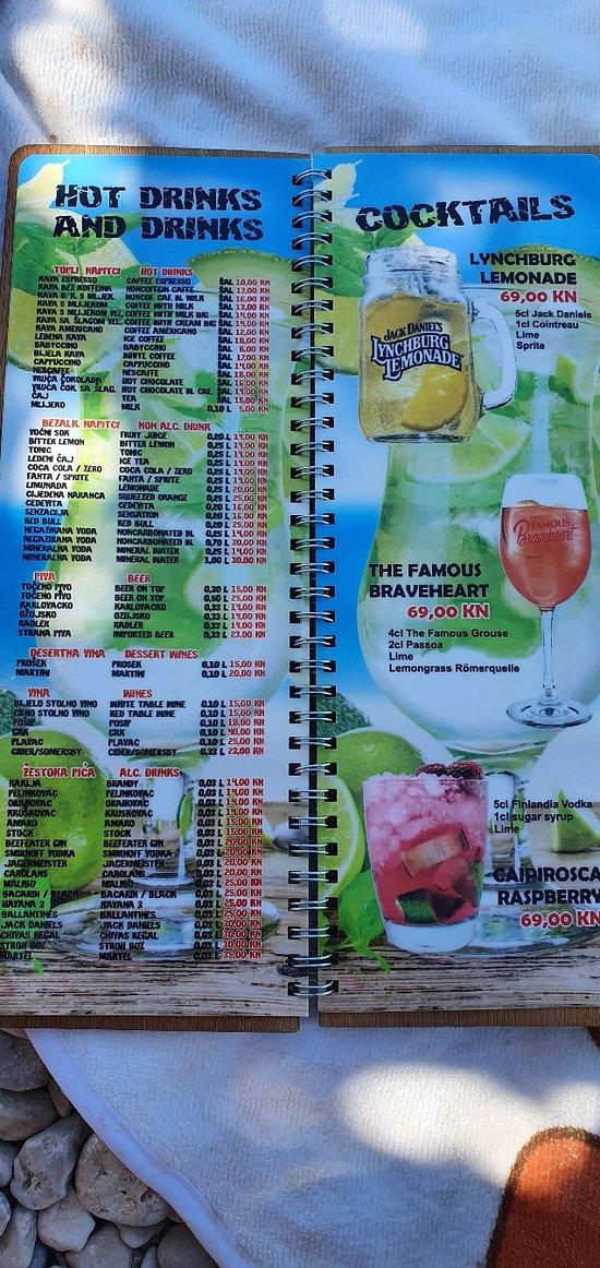 Cocktail Bar Prvi Zal Lumbarda