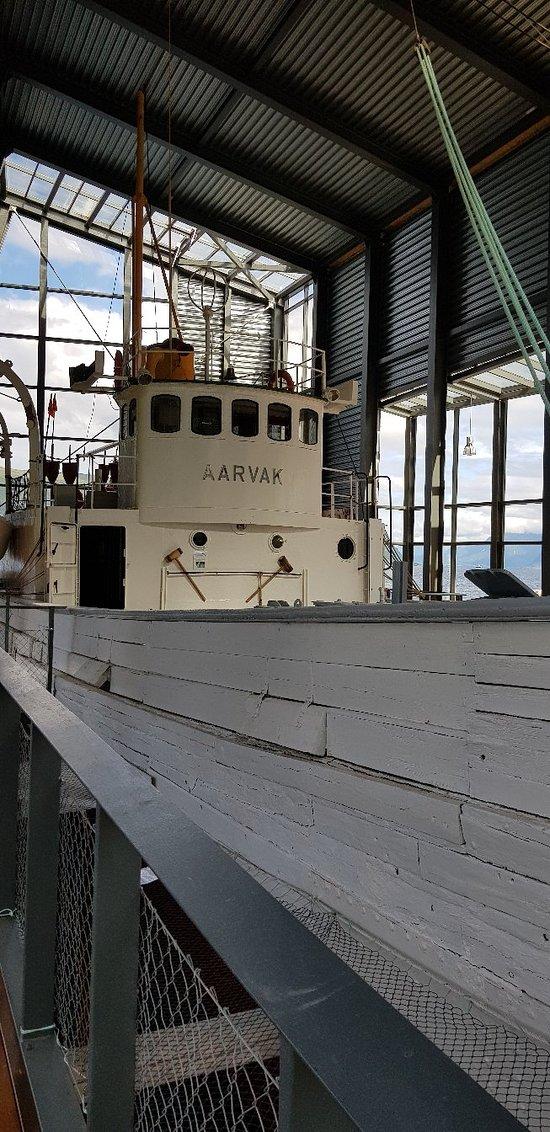 Ishavsmuseet Aarvak
