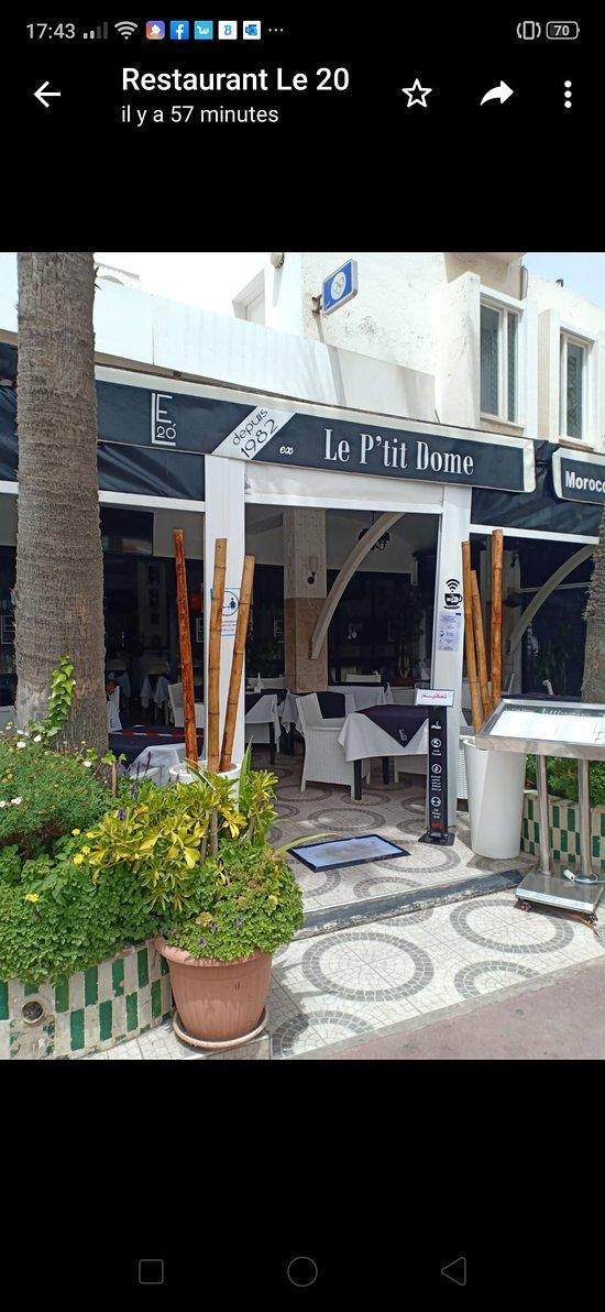 Le 20' Restaurant