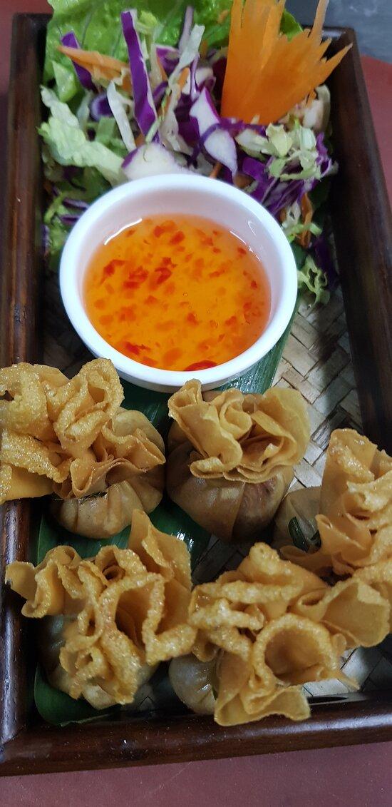 Golden Bag en thai ZAFRA