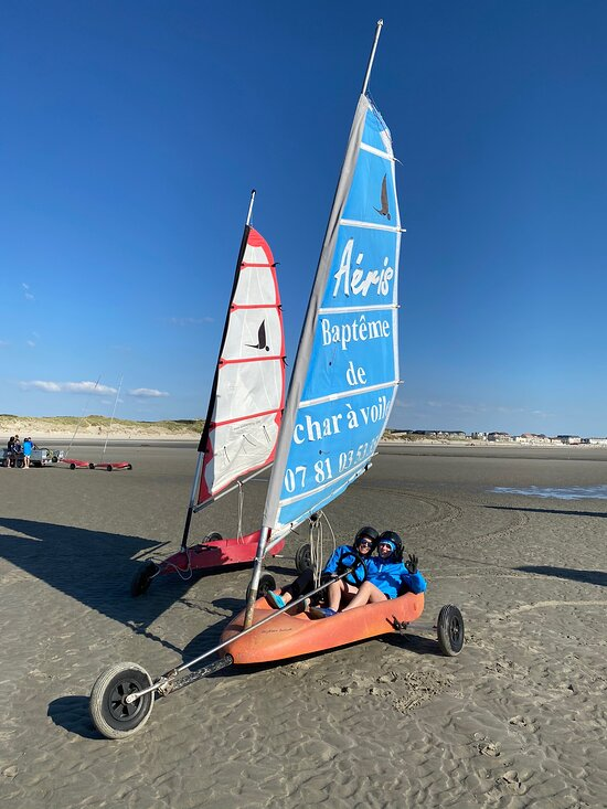 Aeris Ecole De Char A Voile Fort Mahon Plage 2020 All You Need To Know Before You Go With Photos Tripadvisor
