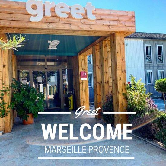greet Hotel Marseille Provence Aeroport