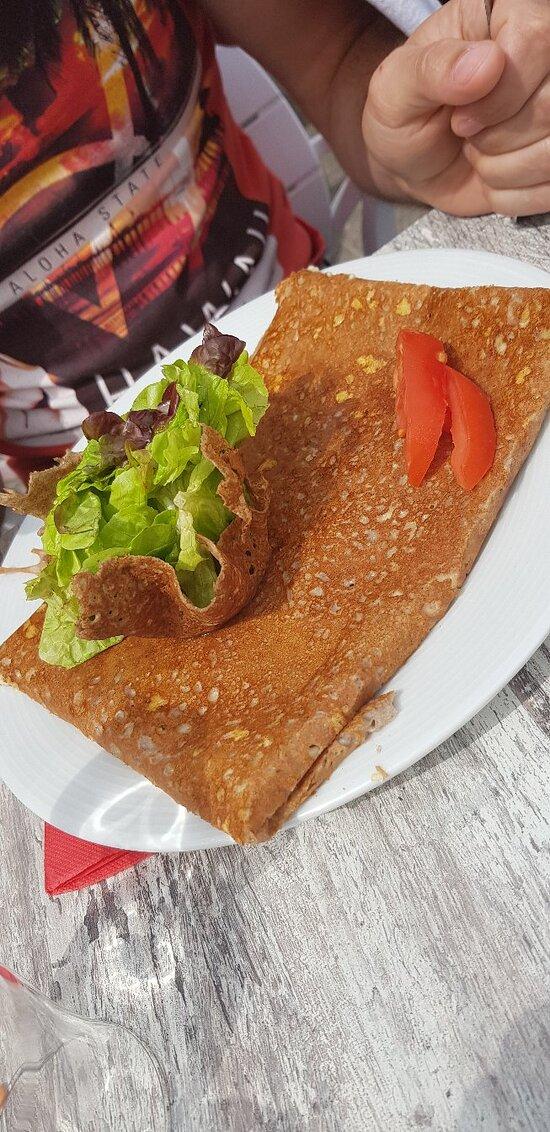 Excellent repas, foncez ! 👌🌞