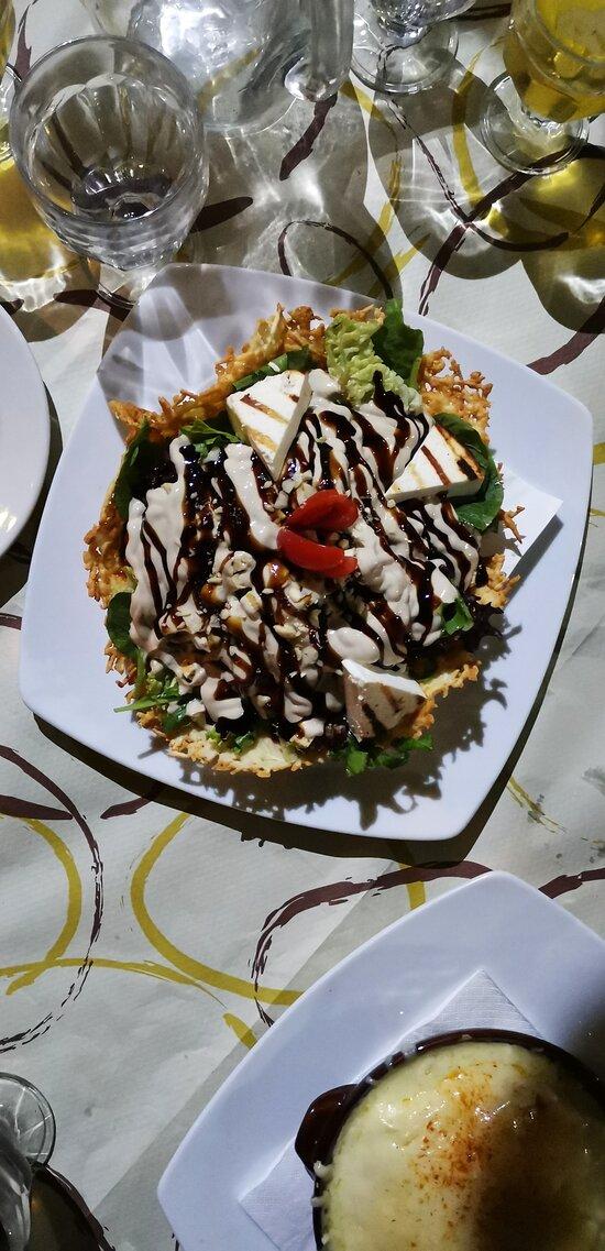 Το καλύτερο φαγητό στη Τσαγκαράδα