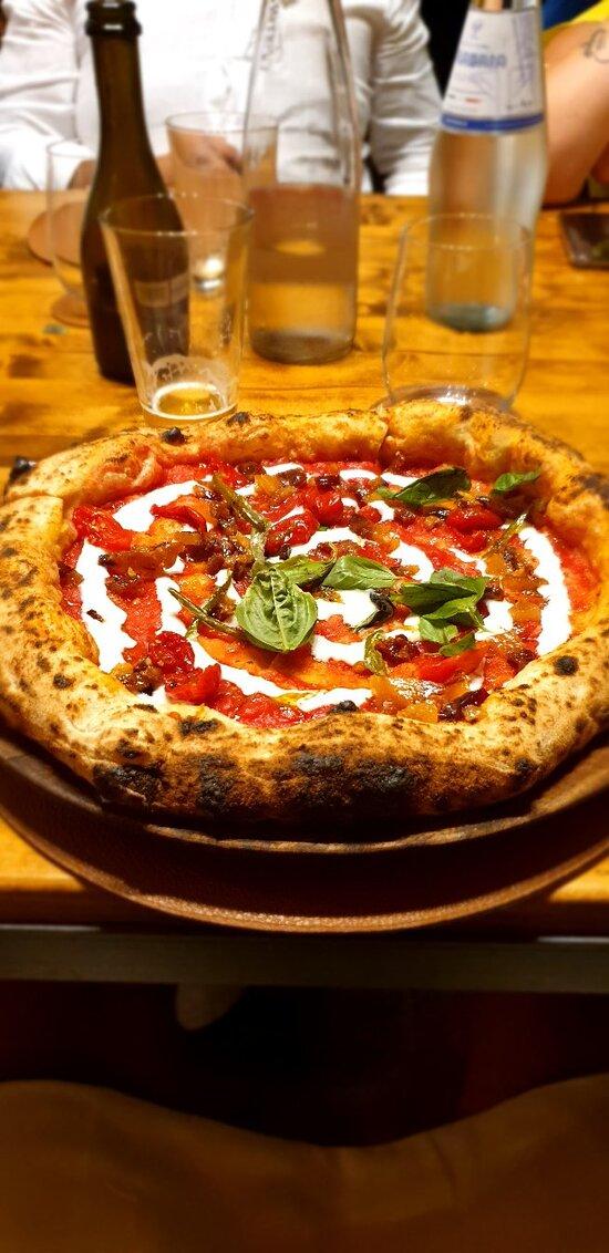 Se non fosse per la pizza........
