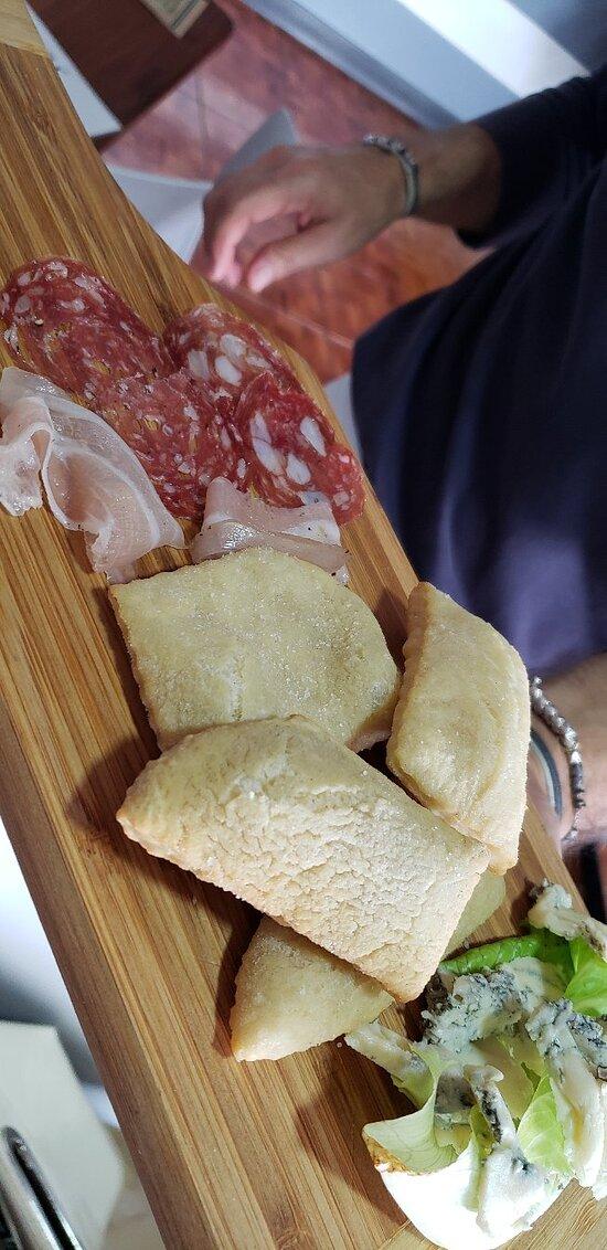 Gran experiencia de cocina italiana de la LIGURIA.