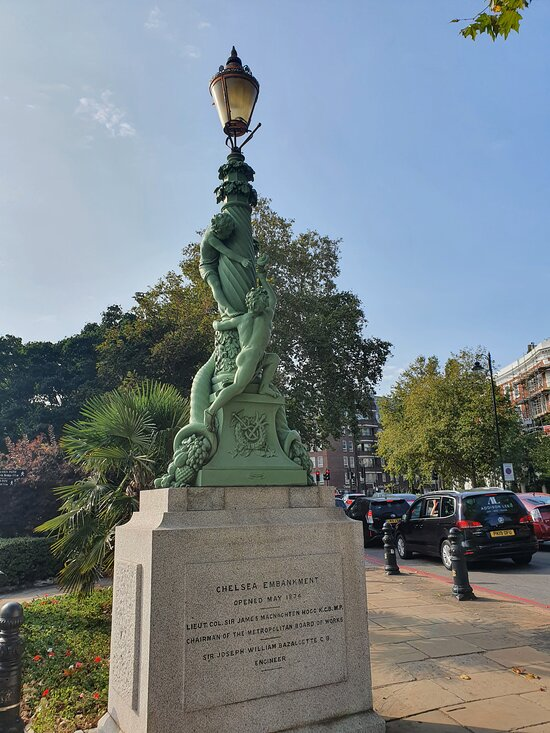 Chelsea Embankment Gardens London 2020 All You Need To Know Before You Go With Photos Tripadvisor
