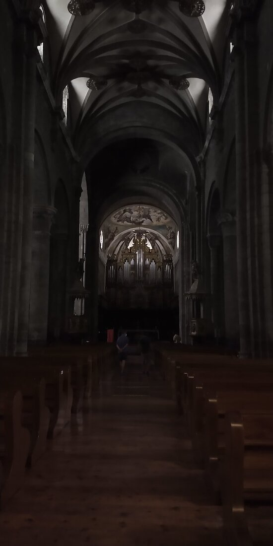 Very nice cathedral with a great museum