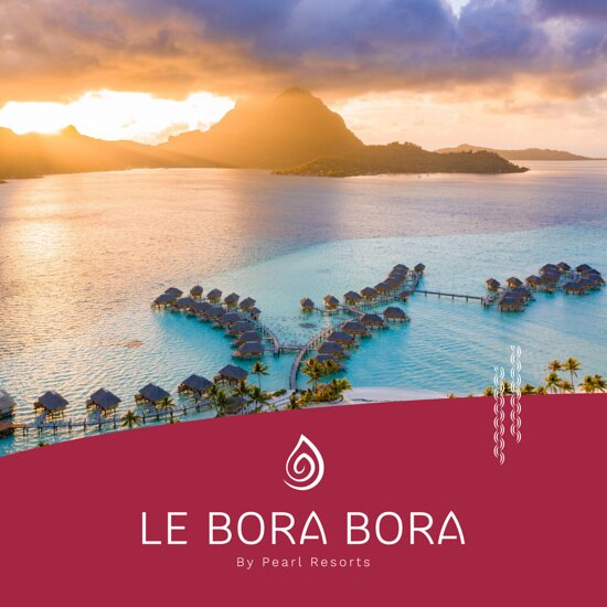 Le Bora Bora ex Bora Bora Pearl Beach Resort & Spa