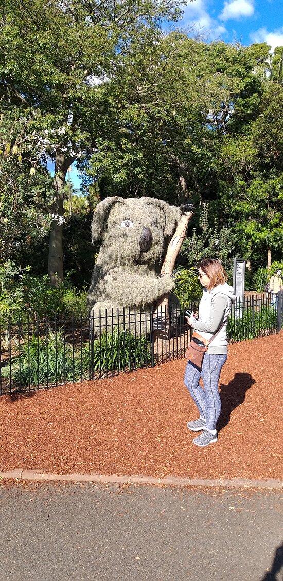 Interesting sculptures