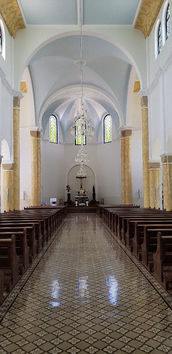 Igreja Matriz São Vicente De Paulo