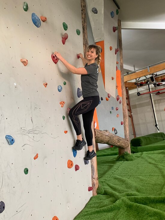 Rock climbing, Boulder Island Age 5- adult