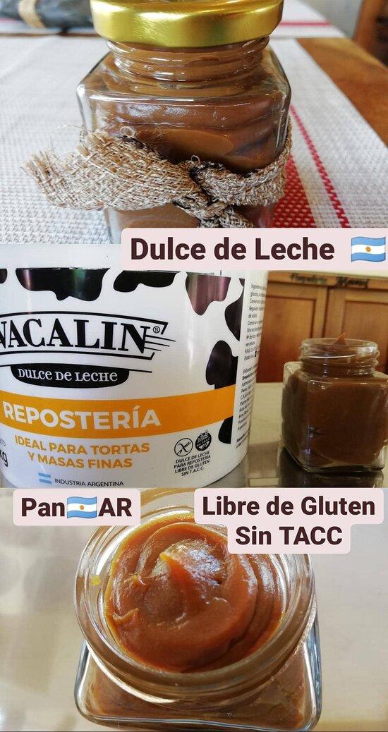 Dulce de Leche 100%argentino