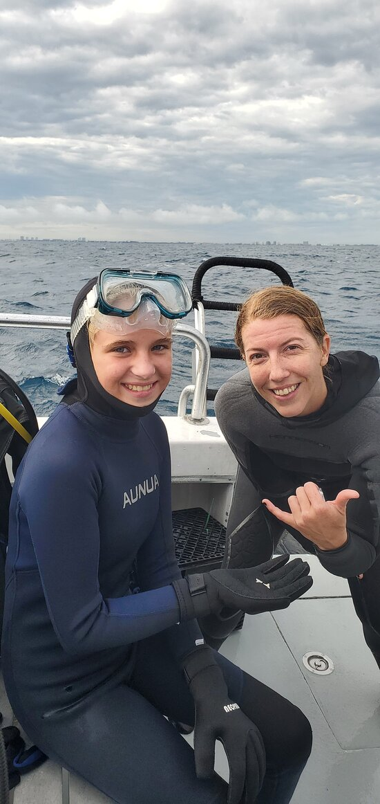 Best Shark Dive Operators!