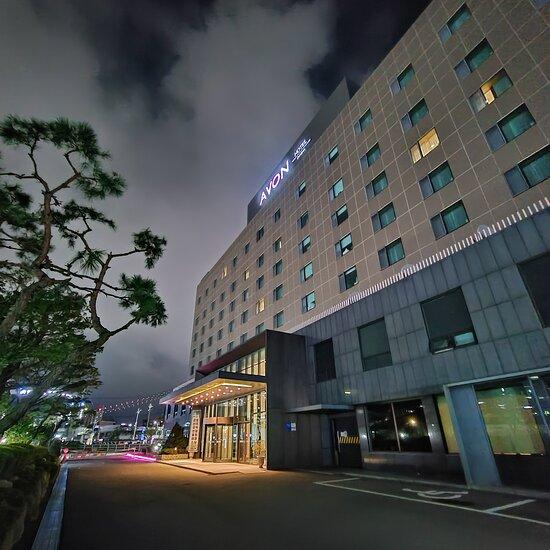 에이본 호텔 군산