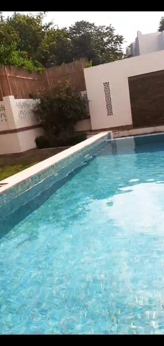 private pool villa 1 br
