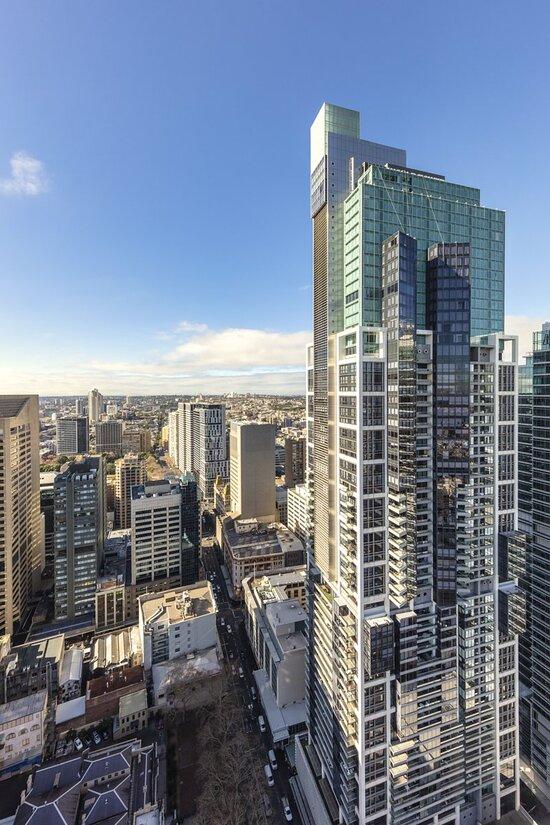 Meriton Suites World Tower, Sydney