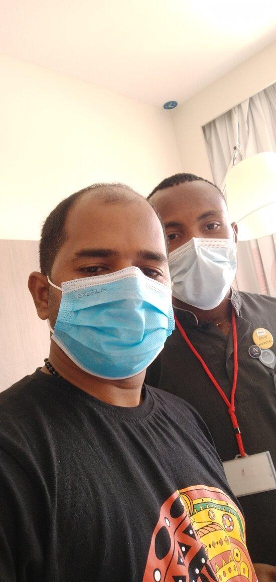 Good  housekeeping by Enoch  and chamjnda