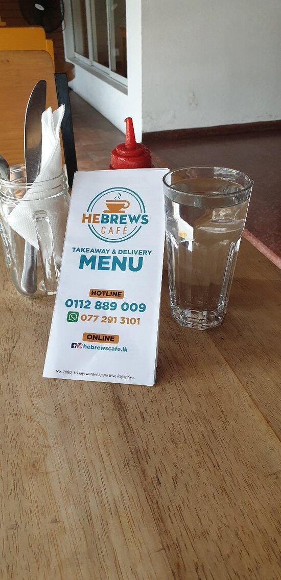 Hebrews Cafe