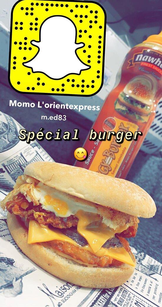 Spécial burger