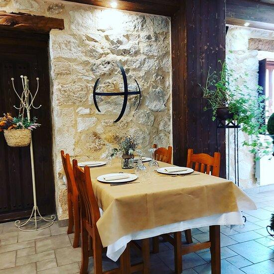 imagen Las Baronas Restaurante en Santa Cruz de la Salceda