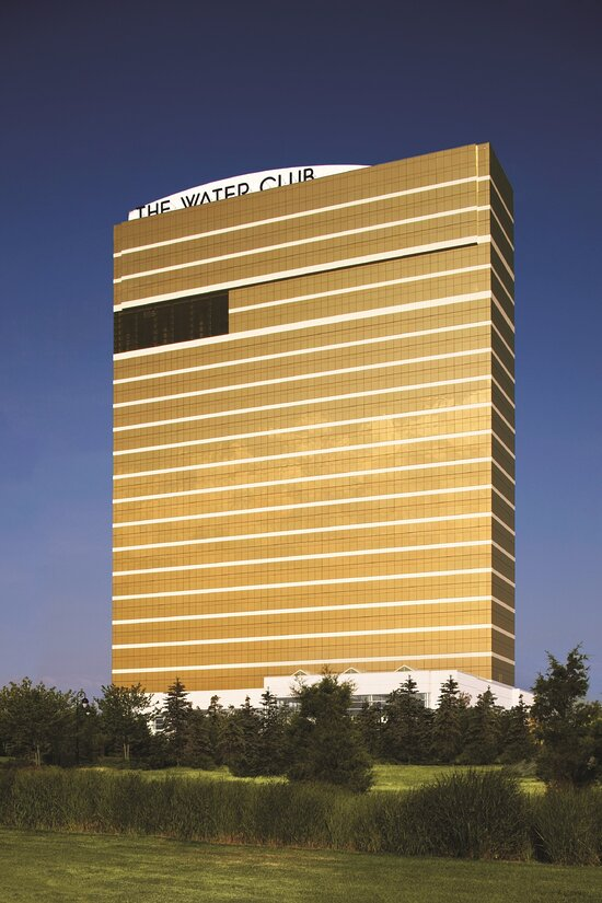 The Water Club Hotel at Borgata